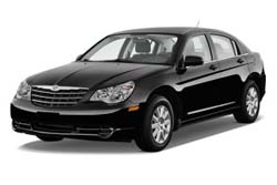 Стекло на Chrysler Sebring 2007 - 2010