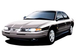 Стекло на Chrysler Vision 1993 - 1998