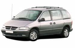 Стекло на Chrysler Voyager 1996 - 2001