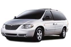 Стекло на Chrysler Voyager 2001-2008