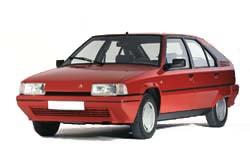 Стекло на Citroen BX 1982-1994