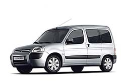 Стекло на Citroen Berlingo 1996 - 2008