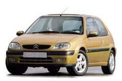 Стекло на Citroen Saxo 1996 - 2003
