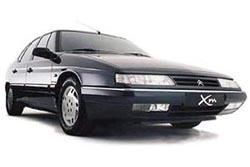 Стекло на Citroen XM 1989 - 2000
