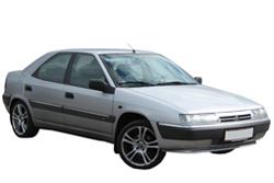 Стекло на Citroen Xantia 1993 - 2001