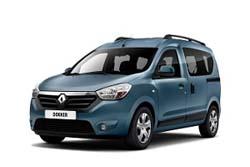 Стекло на Dacia, Renault Dokker 2012 -
