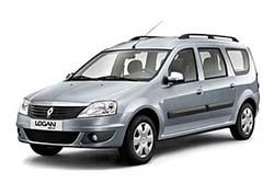 Стекло на Dacia, Renault Logan 2004 - 2012 (Combi)
