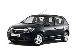 Стекло на Dacia, Renault Sandero 2007 - 2012 (hathback)