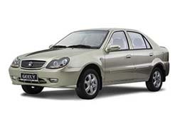 Стекло на Geely CK;Freedom Cruiser 2005 -