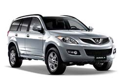 Стекло на Great Wall Haval H5 2009-