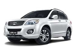 Стекло на Great Wall Haval H6 2011-
