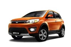 Стекло на Great Wall Haval M2 2012-