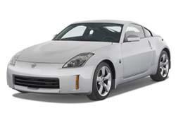 Стекло на Nissan 350Z 2003-2008 Coupe_1
