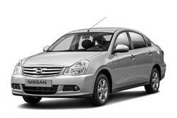 Стекло на Nissan Almera 2013 -