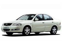 Стекло на Nissan Almera N16;Almera Classic 2000 - 2012