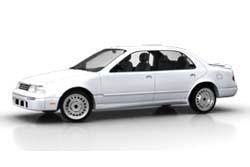 Стекло на Nissan Altima 1993-1997