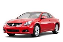Стекло на Nissan Altima 2007 - 2012 Coupe