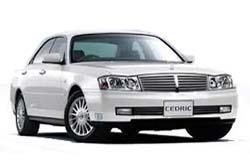 Стекло на Nissan Cedric;Gloria 1999 - 2004