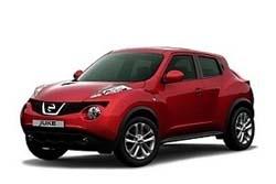 Стекло на Nissan Juke 2010 -