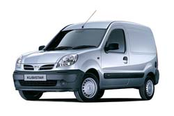 Стекло на Nissan Kubistar 1997 - 2007
