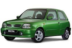 Стекло на Nissan Micra K11 1992 - 2003