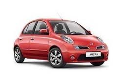 Стекло на Nissan Micra K12 2003 - 2010