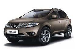 Стекло на Nissan Murano Z51 2008 - 2014