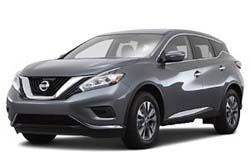 Стекло на Nissan Murano Z52 2014 -