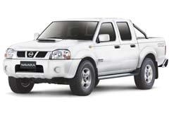 Стекло на Nissan Navara D22;Frontier;NP300 1998 - 2004