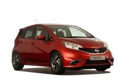 Стекло на Nissan Note E12 2013-