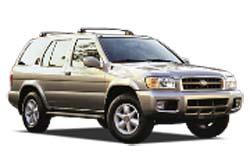 Стекло на Nissan Pathfinder R50;Terrano 1996 - 2004