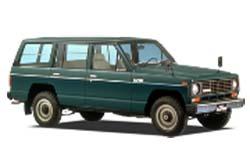 Стекло на Nissan Patrol 160;Safari 1980 - 1997