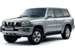 Стекло на Nissan Patrol GR Y61 1997 - 2010
