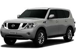 Стекло на Nissan Patrol GR Y62 2011 -