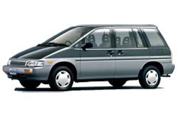 Стекло на Nissan Prairie M11 1989-1998_1
