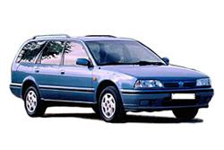Стекло на Nissan Primera W10;Avenir 1990 - 1998