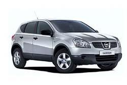 Стекло на Nissan Qashqai;Qashqai+2 2007 - 2013