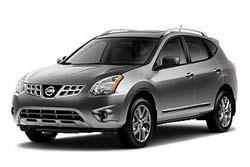 Стекло на Nissan Rogue 2007 - 2013
