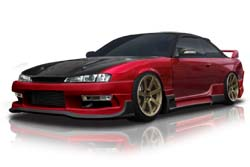 Стекло на Nissan Silvia S13;200SX 1989 - 1994