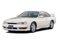 Стекло на Nissan Silvia S14;200SX 1995 - 1998