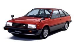 Стекло на Nissan Sunny B11;Sentra 1982 - 1986 Coupe