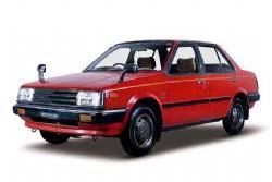 Стекло на Nissan Sunny B11;Sentra 1982 - 1986 Sedan