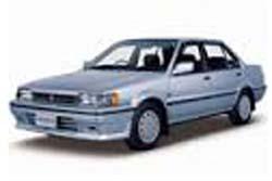 Стекло на Nissan Sunny N13;Pulsar 1986 - 1990 Sedan