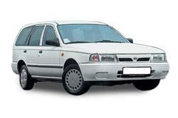 Стекло на Nissan Sunny Y10 1991 - 1995