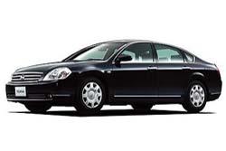 Стекло на Nissan Teana J31 2003 - 2008