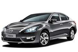 Стекло на Nissan Teana L33 2014 -