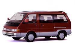 Стекло на Nissan Vanette С22 1982 - 1985