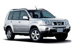 Стекло на Nissan X-Trail 2001 - 2007