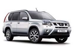 Стекло на Nissan X-Trail 2007 - 2014_1