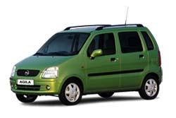 Стекло на Opel Agila A 2000-2007